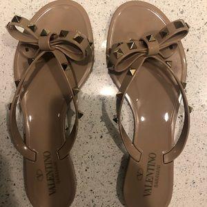 Nude Valentino Sandals